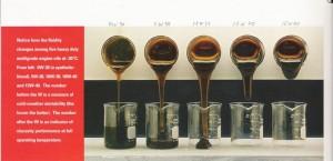 Oil Pour test